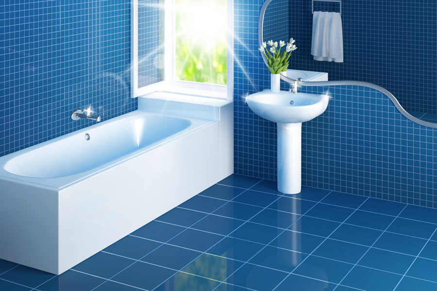 General Bathroom Cleaning Tips